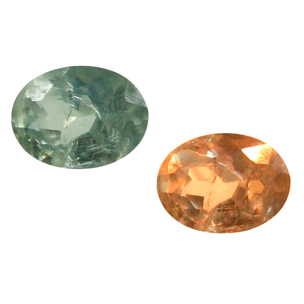 0.22 ct Excellent Oval Shape (4 x 3 mm) Un-Heated Color Change Alexandrite Natural Gemstone