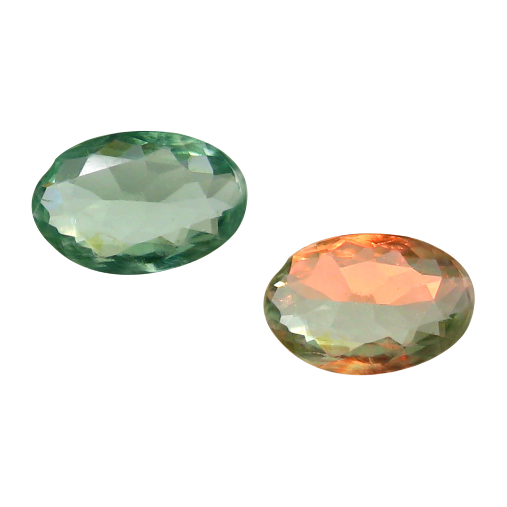 0.29 ct FIRST-CLASS OVAL SHAPE (6 X 4 MM) UN-HEATED COLOR CHANGE ALEXANDRITE NATURAL GEMSTONE