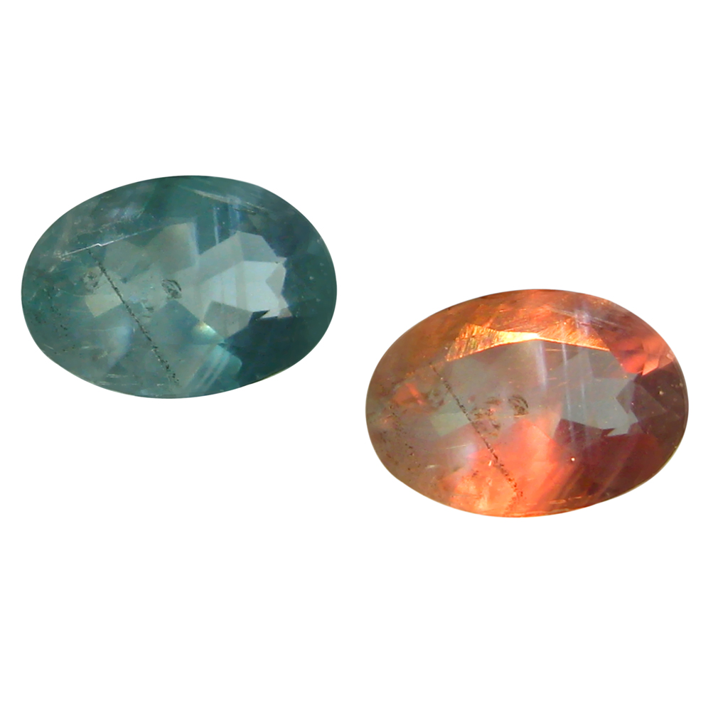0.35 ct AWE-INSPIRING OVAL SHAPE (6 X 4 MM) UN-HEATED COLOR CHANGE ALEXANDRITE NATURAL GEMSTONE