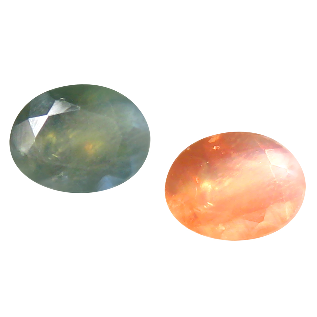 0.22 ct Stunning Oval Shape (4 x 3 mm) Un-Heated Color Change Alexandrite Natural Gemstone