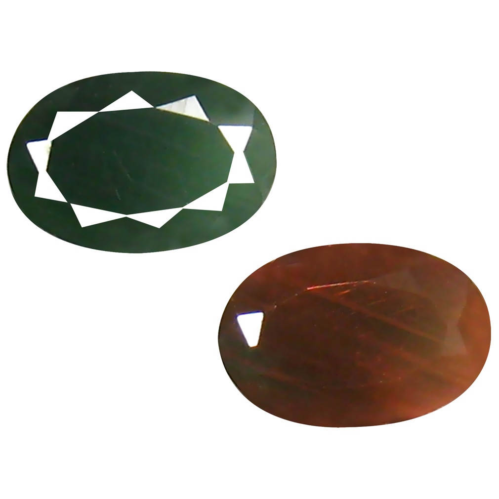 0.59 ct SPARKLING OVAL SHAPE (6 X 4 MM) 100% NATURAL (UN-HEATED) COLOR CHANGE ALEXANDRITE NATURAL GEMSTONE