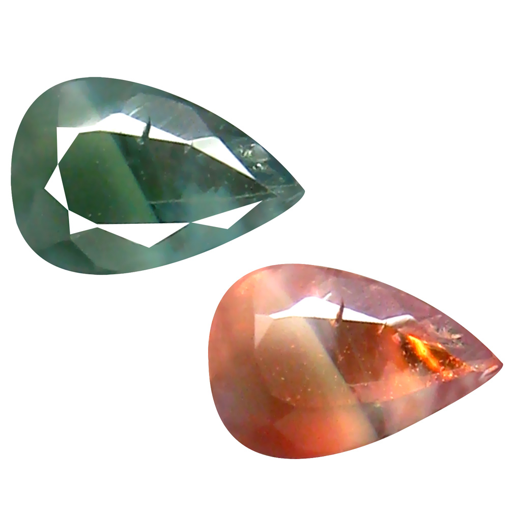 0.31 ct EXQUISITE PEAR SHAPE (6 X 4 MM) 100% NATURAL (UN-HEATED) COLOR CHANGE ALEXANDRITE NATURAL GEMSTONE