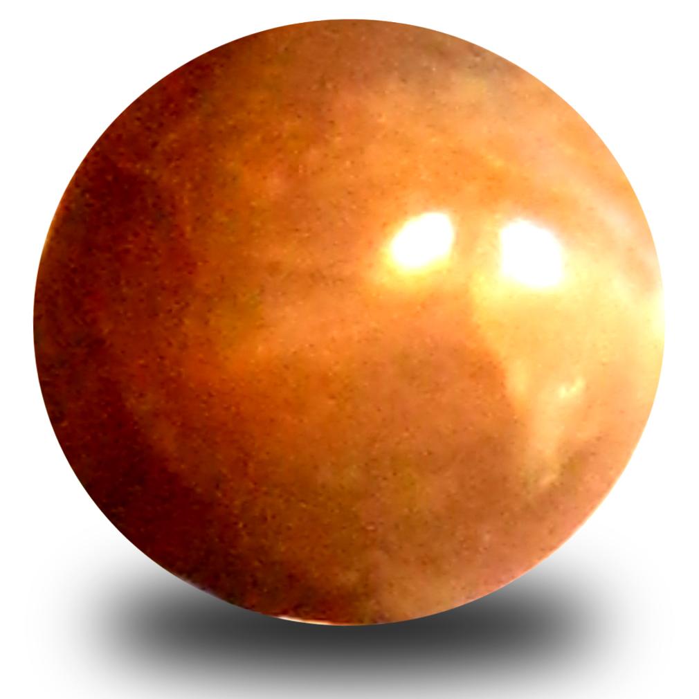 0.72 ct Romantic Oval Cabochon Shape (5 x 5 mm) Un-Heated Color Change Alexandrite Cat's Eye Natural Gemstone