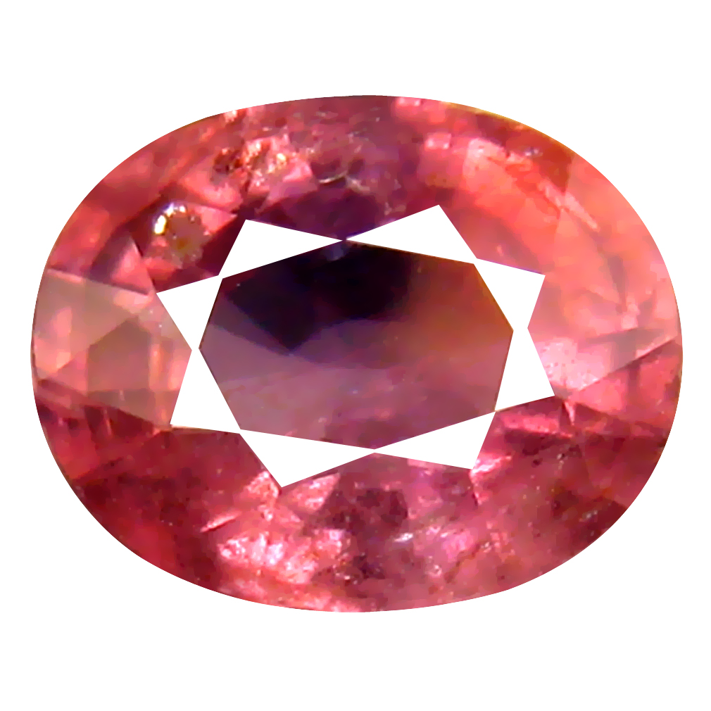 1.63 ct Significant Oval Cut (7 x 6 mm) Un-Heated Pink Sapphire Natural Gemstone
