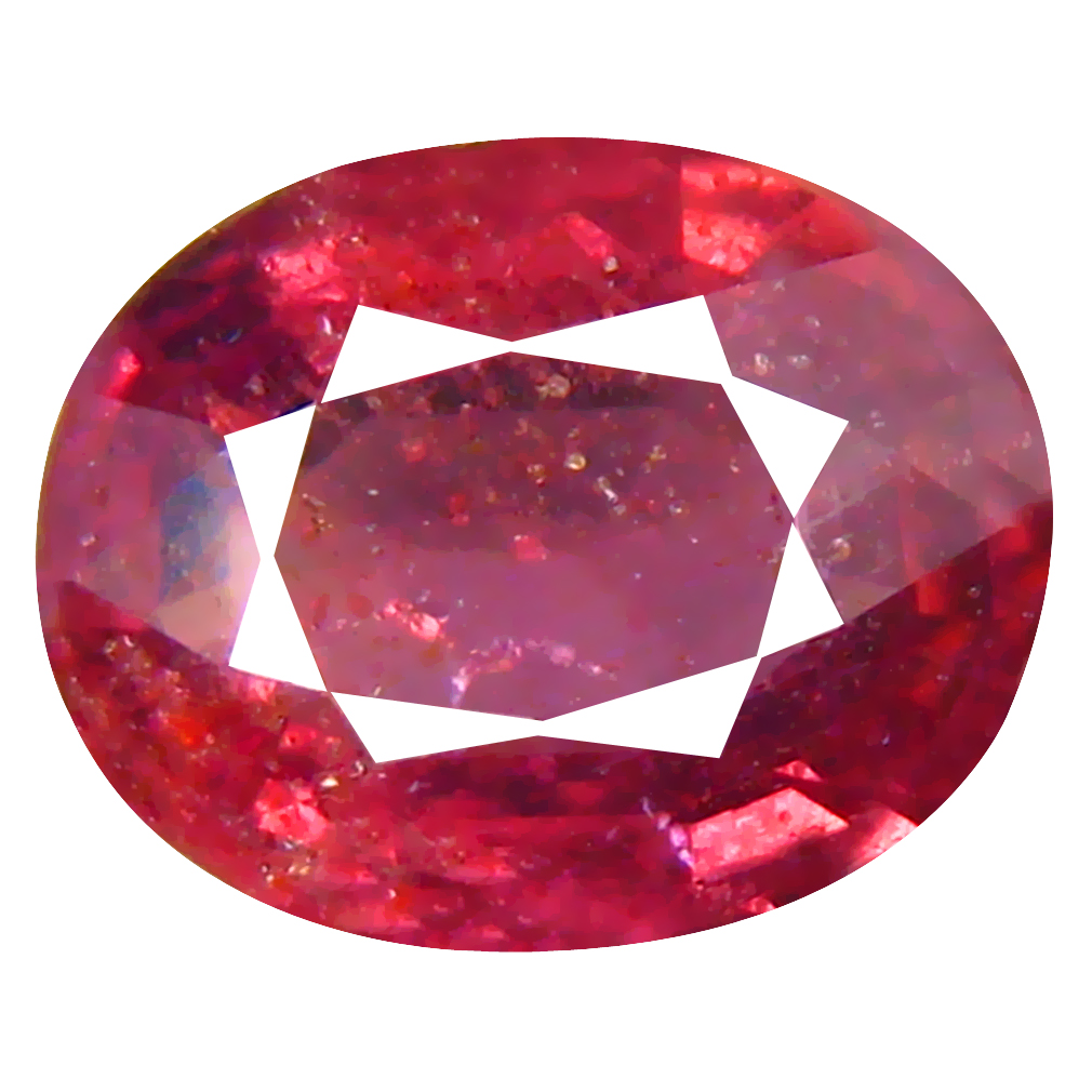 2.32 ct Very good Oval Cut (9 x 7 mm) Un-Heated Pink Sapphire Natural Gemstone