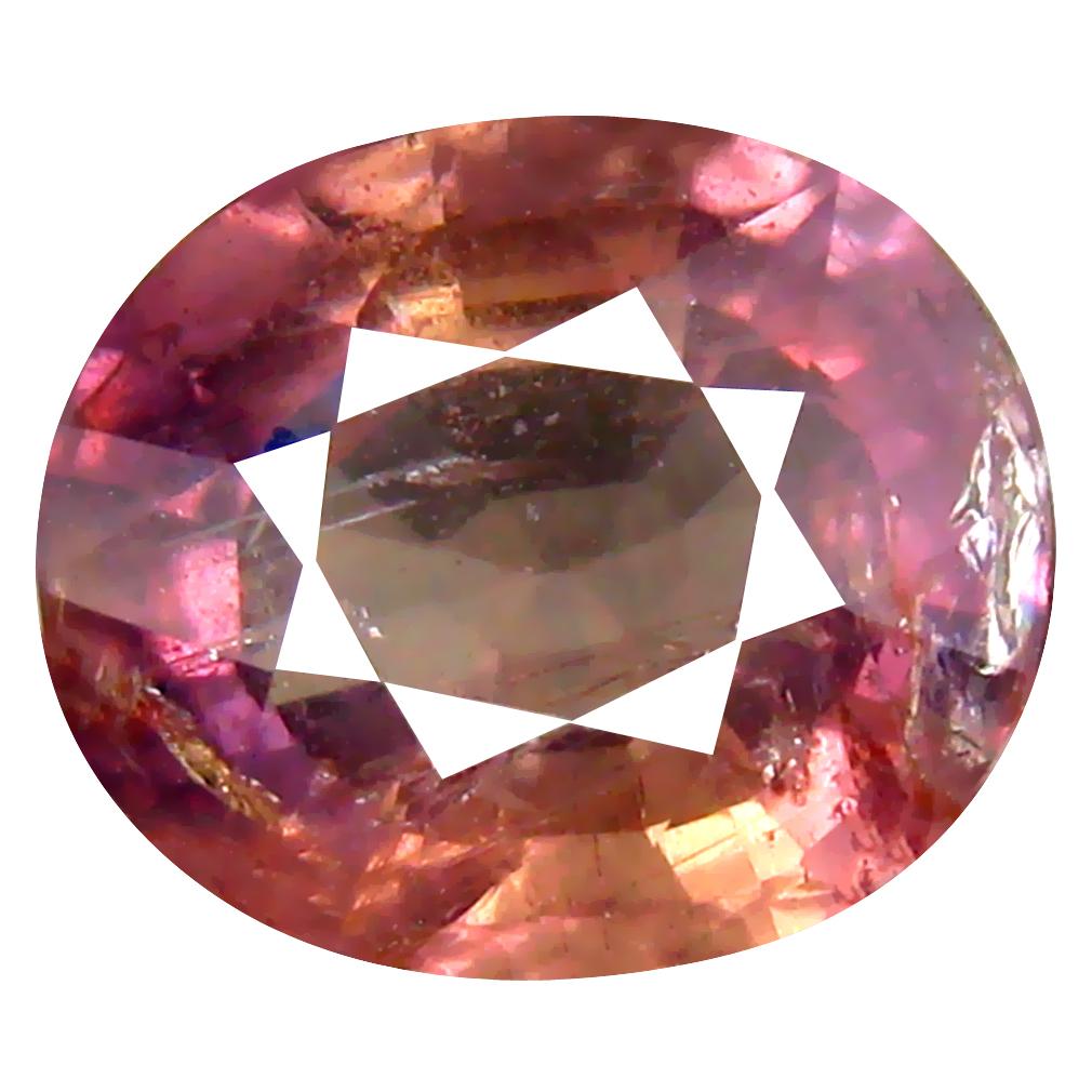 2.86 ct Awe-inspiring Oval Cut (9 x 8 mm) Un-Heated Greenish Yellow Sapphire Natural Gemstone