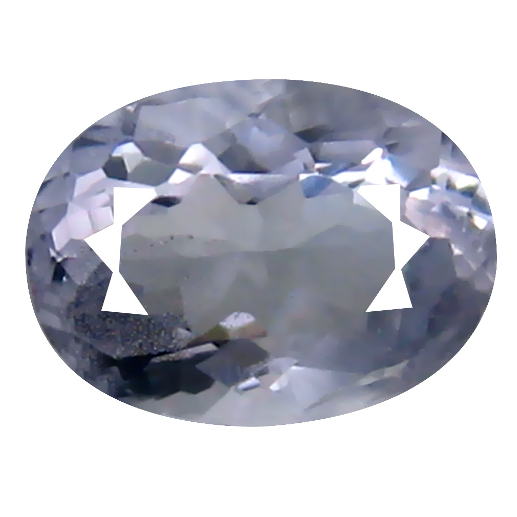 1.03 ct Spectacular  Oval Shape (8 x 6 mm) Blue Blue Beryl Natural Loose Stone