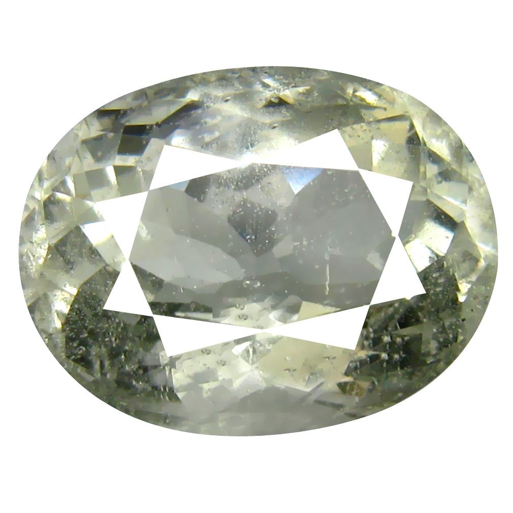 7.94 ct Grand looking AAA Oval Shape (14 x 11 mm) Green Green Beryl Natural Loose Stone