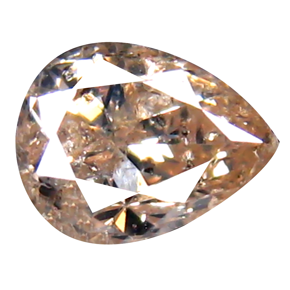 0.35 ct Valuable Pear Cut (5 x 4 mm) 100% Natural (Un-Heated) Fancy Yellow Diamond Natural Gemstone