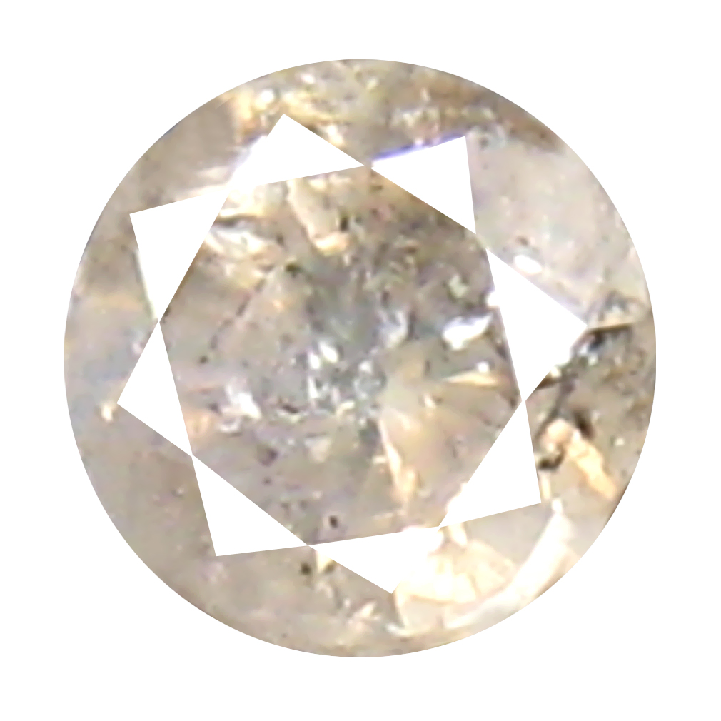 0.11 ct Mind-Boggling Round Cut (3 x 3 mm) 100% Natural (Un-Heated) Fancy Yellow Diamond Natural Gemstone