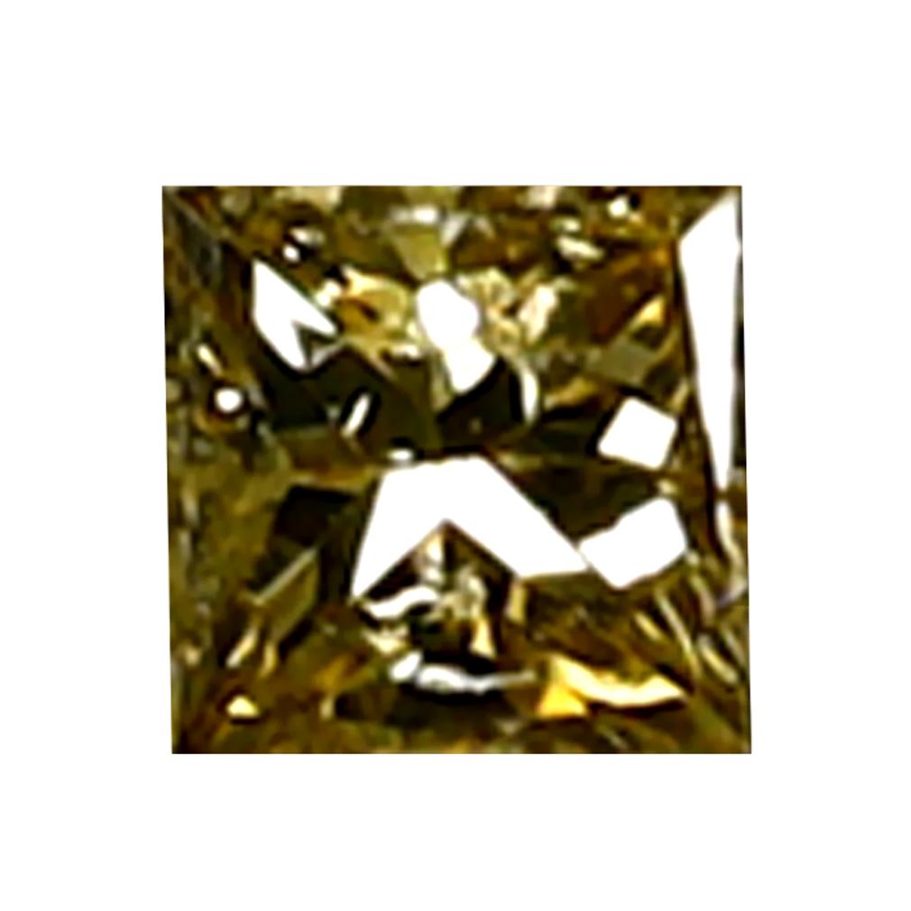0.06 ct WONDERFUL PRINCESS (2 X 2 MM) 100% NATURAL (UN-HEATED) AUSTRALIA PINK DIAMOND LOOSE GEMSTONE