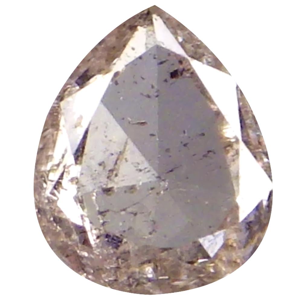 0.05 ct AMAZING PEAR (3 X 2 MM) 100% NATURAL (UN-HEATED) AUSTRALIA PINK DIAMOND LOOSE GEMSTONE