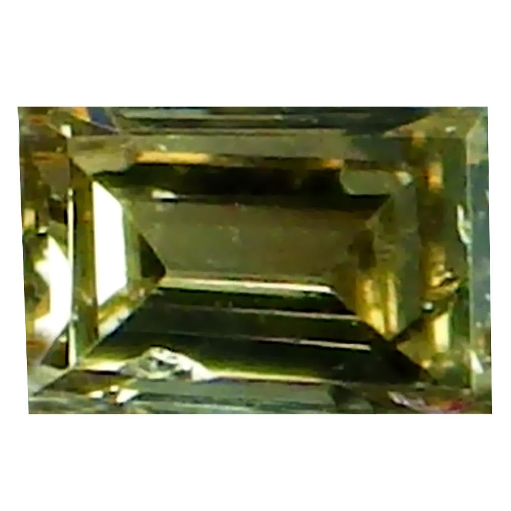 0.02 ct DAZZLING EMERALD (2 X 1 MM) 100% NATURAL (UN-HEATED) AUSTRALIA PINK DIAMOND LOOSE GEMSTONE