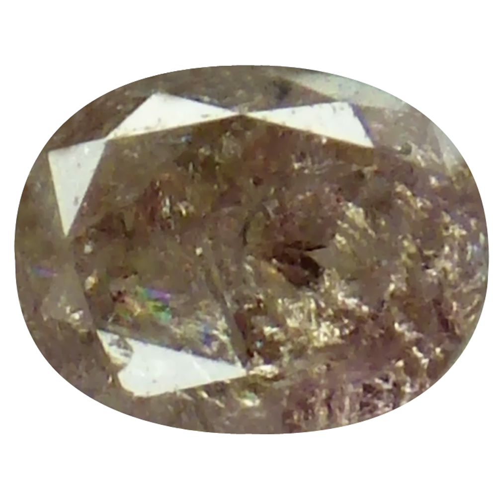 0.09 ct SPARKLING OVAL (3 X 2 MM) 100% NATURAL (UN-HEATED) AUSTRALIA PINK DIAMOND LOOSE GEMSTONE