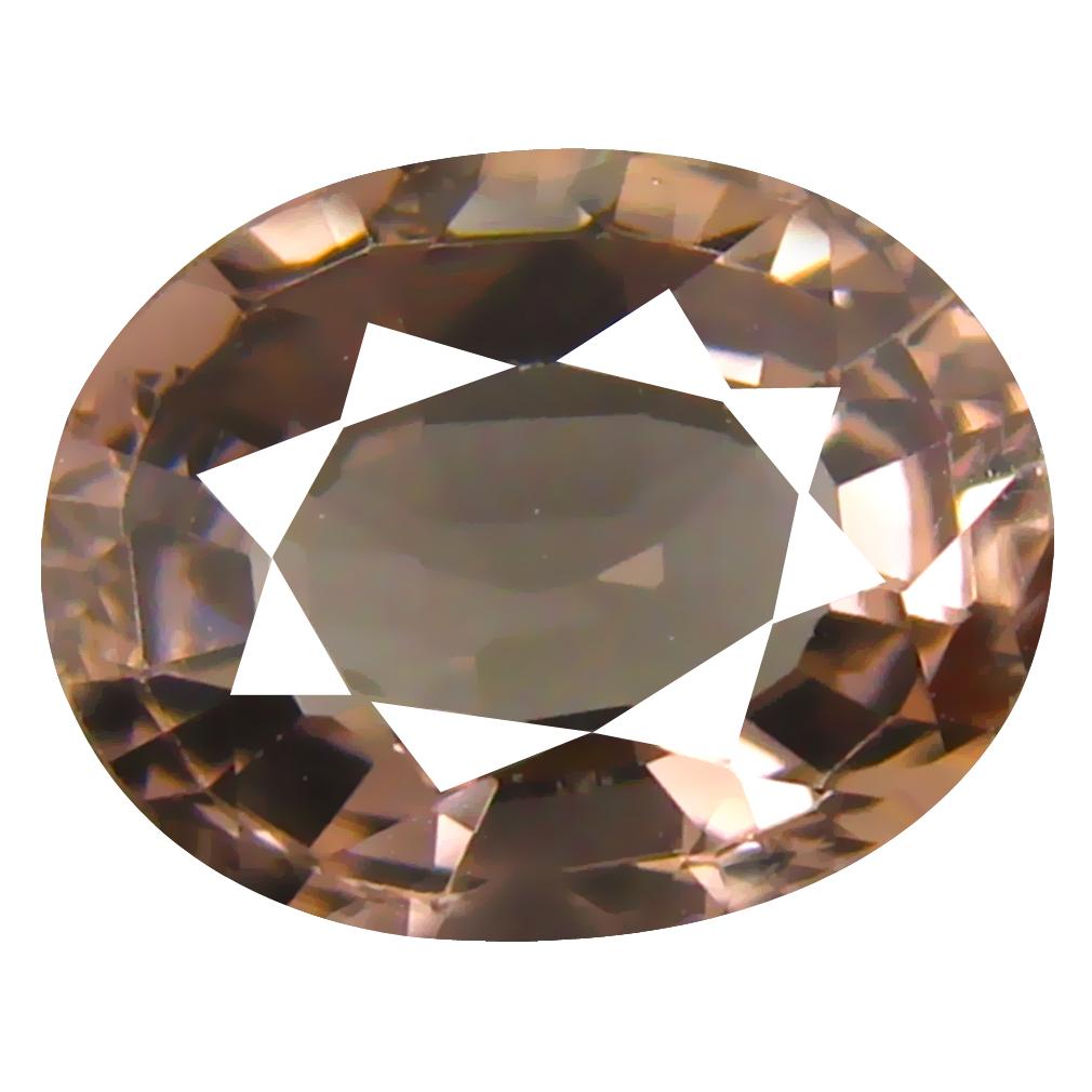 2.06 ct AAA Outstanding Oval Shape (9 x 7 mm) Purple Tourmaline Natural Gemstone