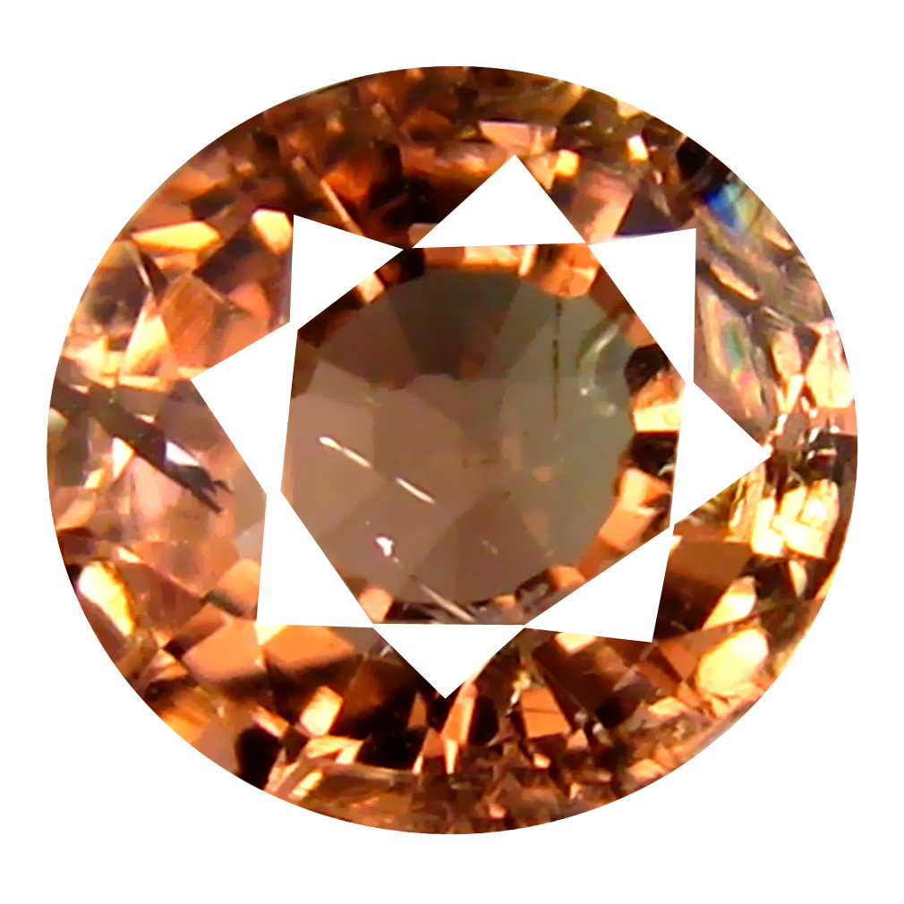 1.14 ct AAA Terrific Oval Shape (7 x 6 mm) Pink Tourmaline Natural Gemstone