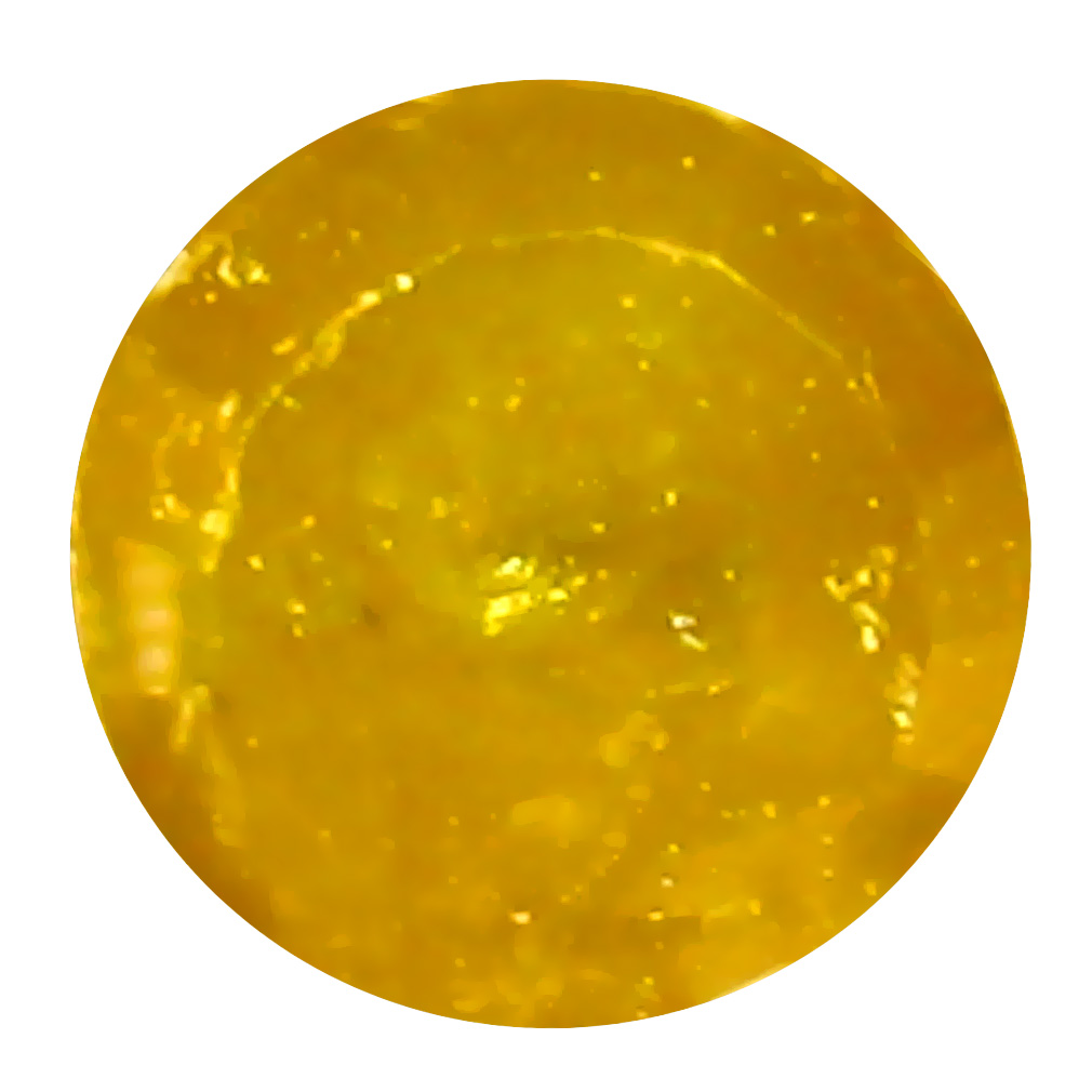 0.48 ct Magnificent Round Cut (5 x 5 mm) 100% Natural (Un-Heated) Fancy Yellow Diamond Natural Gemstone