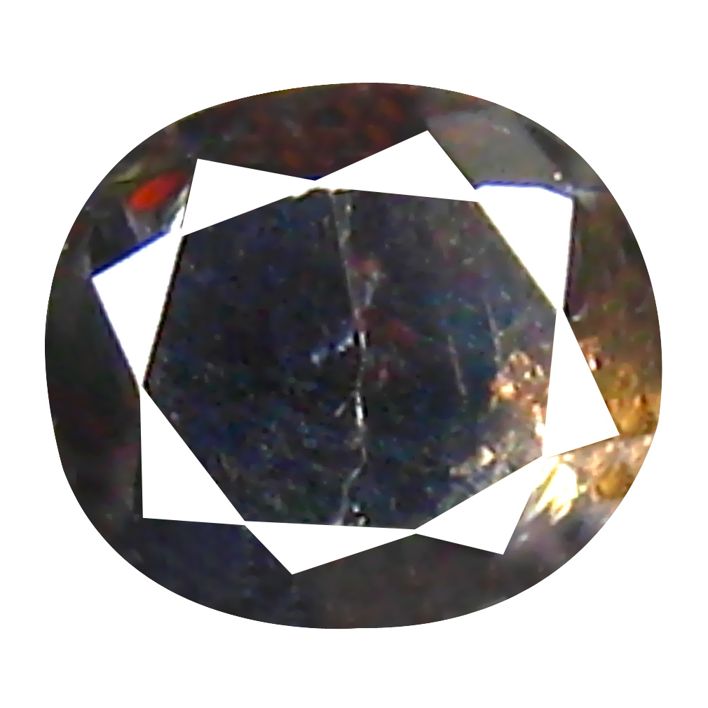 0.23 ct Marvelous Cushion Cut (4 x 3 mm) 100% Natural (Un-Heated) Fancy Brown Diamond Natural Gemstone