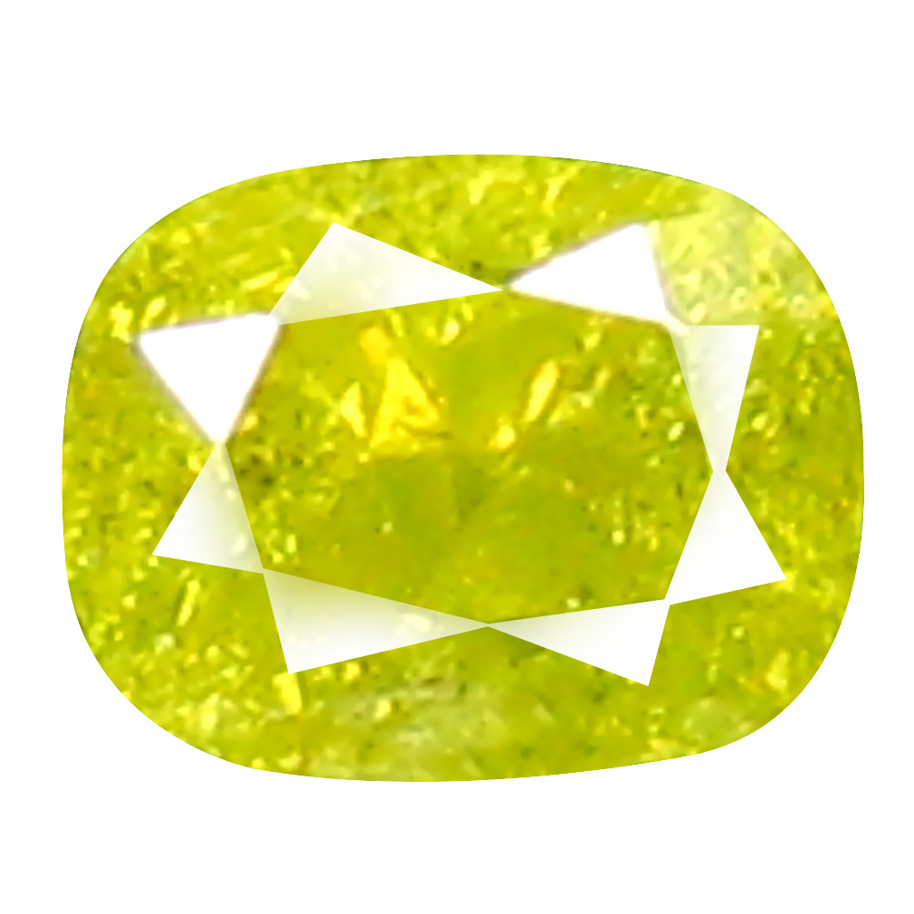 0.10 ct Terrific Oval Cut (3 x 2 mm) 100% Natural (Un-Heated) Fancy Green Diamond Natural Gemstone