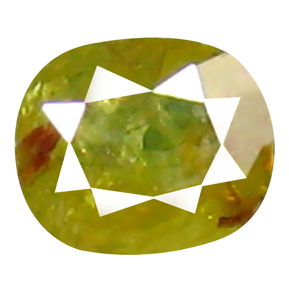 0.10 ct Marvelous Oval Cut (3 x 3 mm) 100% Natural (Un-Heated) Fancy Yellow Diamond Natural Gemstone