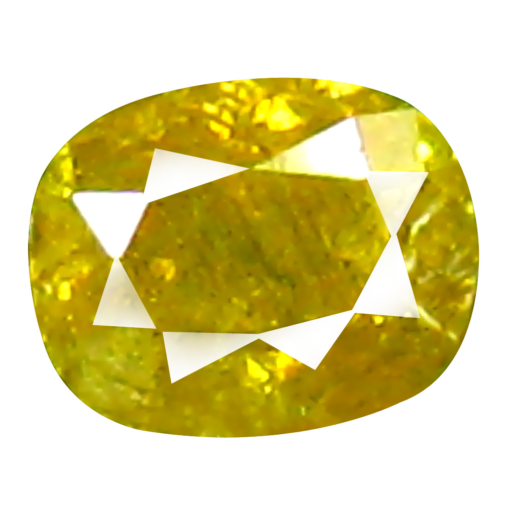 0.10 ct Tremendous Oval Cut (3 x 2 mm) 100% Natural (Un-Heated) Fancy Yellow Diamond Natural Gemstone
