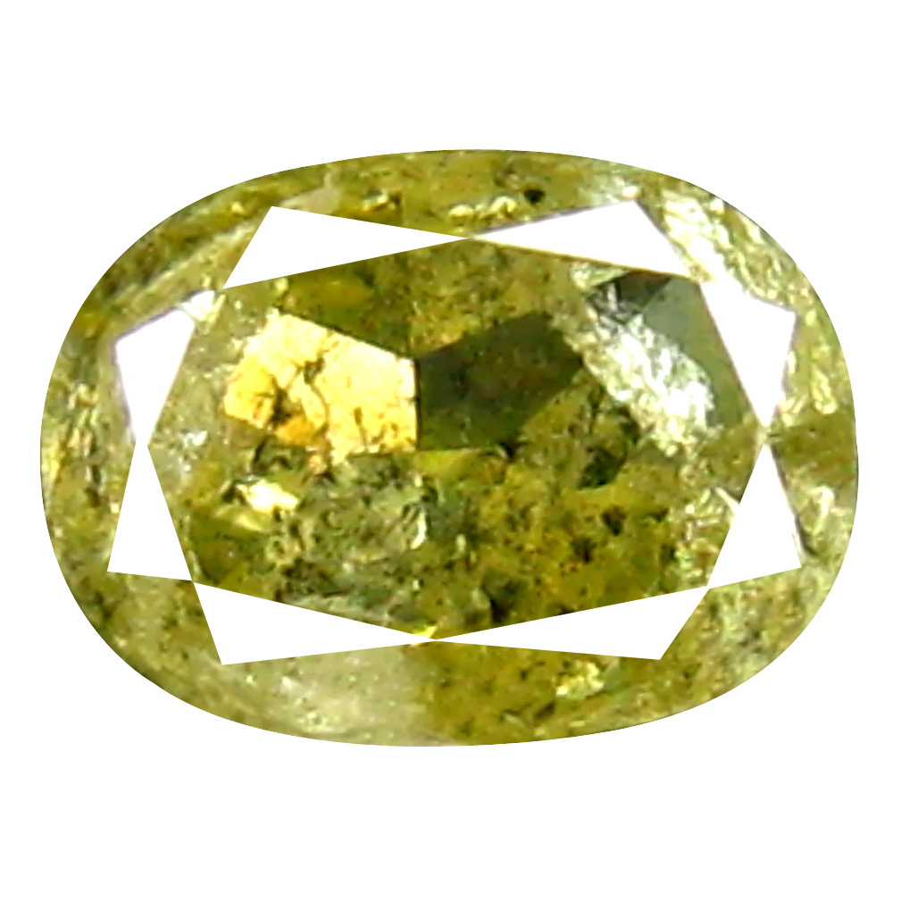 0.32 ct Pretty Cushion Cut (5 x 3 mm) 100% Natural (Un-Heated) Fancy Yellow Diamond Natural Gemstone