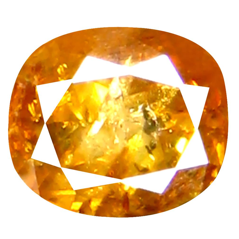 0.20 ct Beautiful Oval Cut (4 x 3 mm) 100% Natural (Un-Heated) Fancy Brown Diamond Natural Gemstone