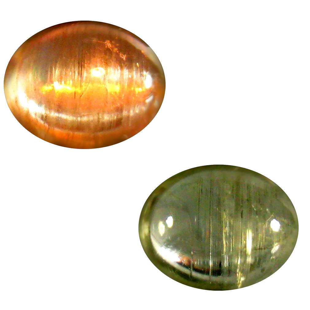 2.68 ct Outstanding Oval Cabochon Shape (10 x 8 mm) Un-Heated Color Change Diaspore Natural Gemstone