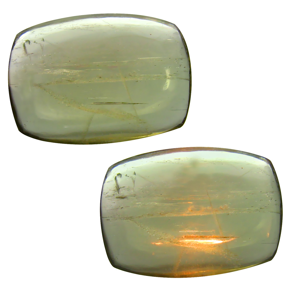 11.18 ct Outstanding Cushion Cabochon Shape (20 x 14 mm) Un-Heated Color Change Diaspore Natural Gemstone