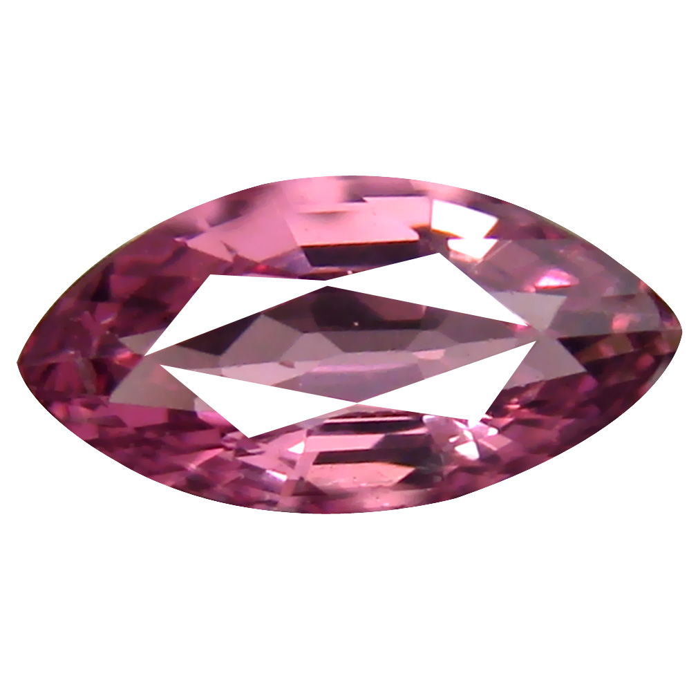 0.96 ct AAA+ Very good Marquise Shape (9 x 4 mm) Pink Malaya Garnet Natural Gemstone