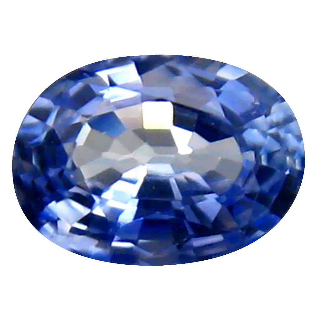 0.45 ct Remarkable Oval Cut (6 x 4 mm) Ceylon Blue Sapphire Genuine Loose Gemstone