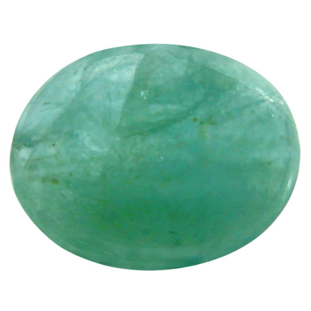 4.57 ct Wonderful Oval Cabochon Cut (13 x 10 mm) Un-Heated Natural Grandidierite Loose Gemstone