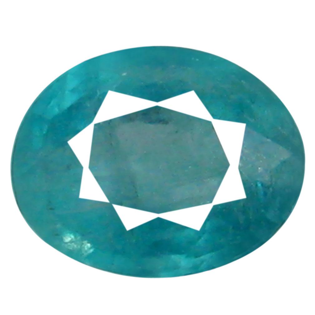 0.54 ct Dazzling Oval Cut (6 x 5 mm) Unheated / Untreated Natural Grandidierite Loose Gemstone