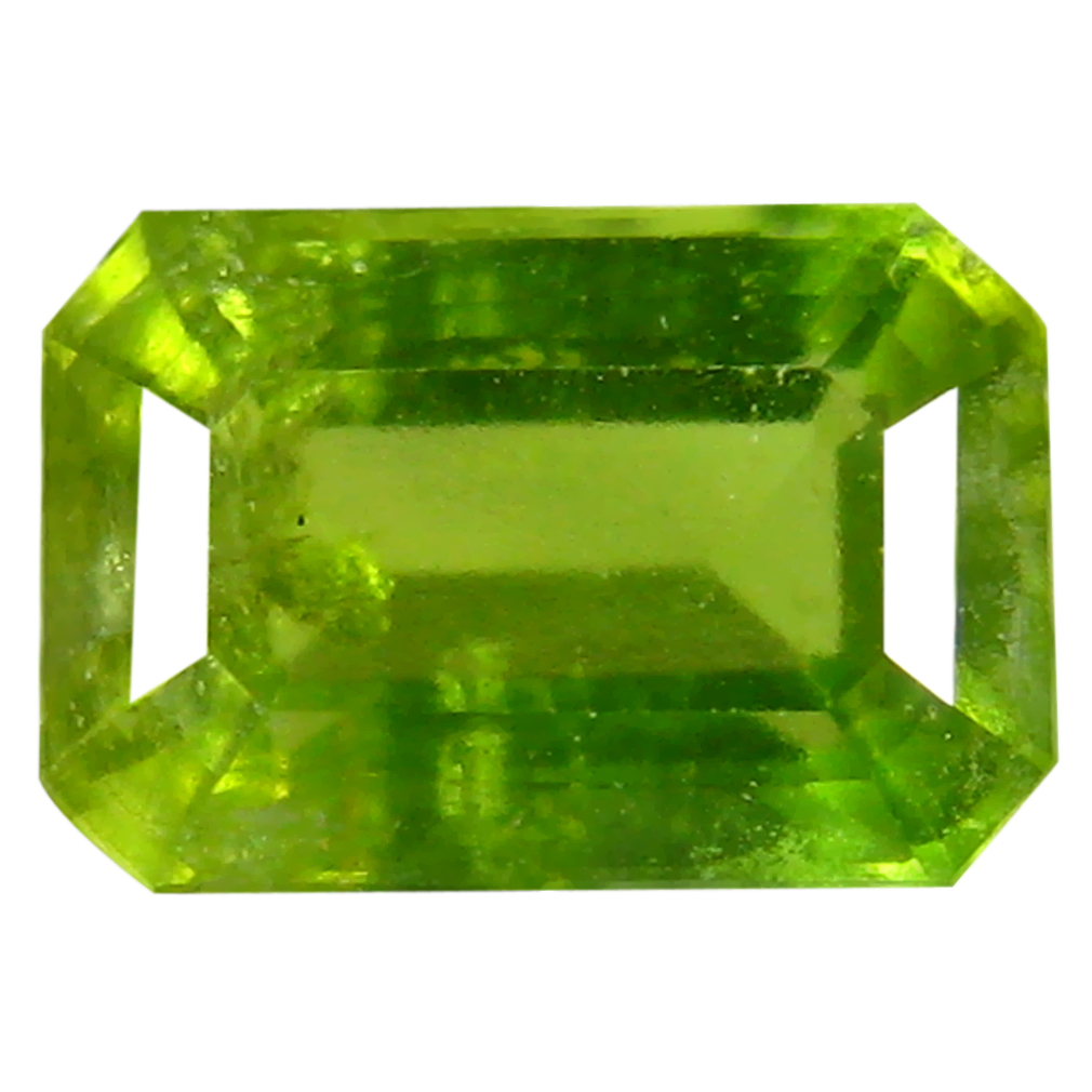 1.02 ct Magnificent Octagon (7 x 5 mm) Un-Heated Nigeria Grossular Garnet Loose Gemstone