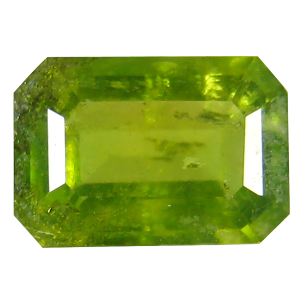 1.04 ct Valuable Octagon (7 x 5 mm) Un-Heated Nigeria Grossular Garnet Loose Gemstone