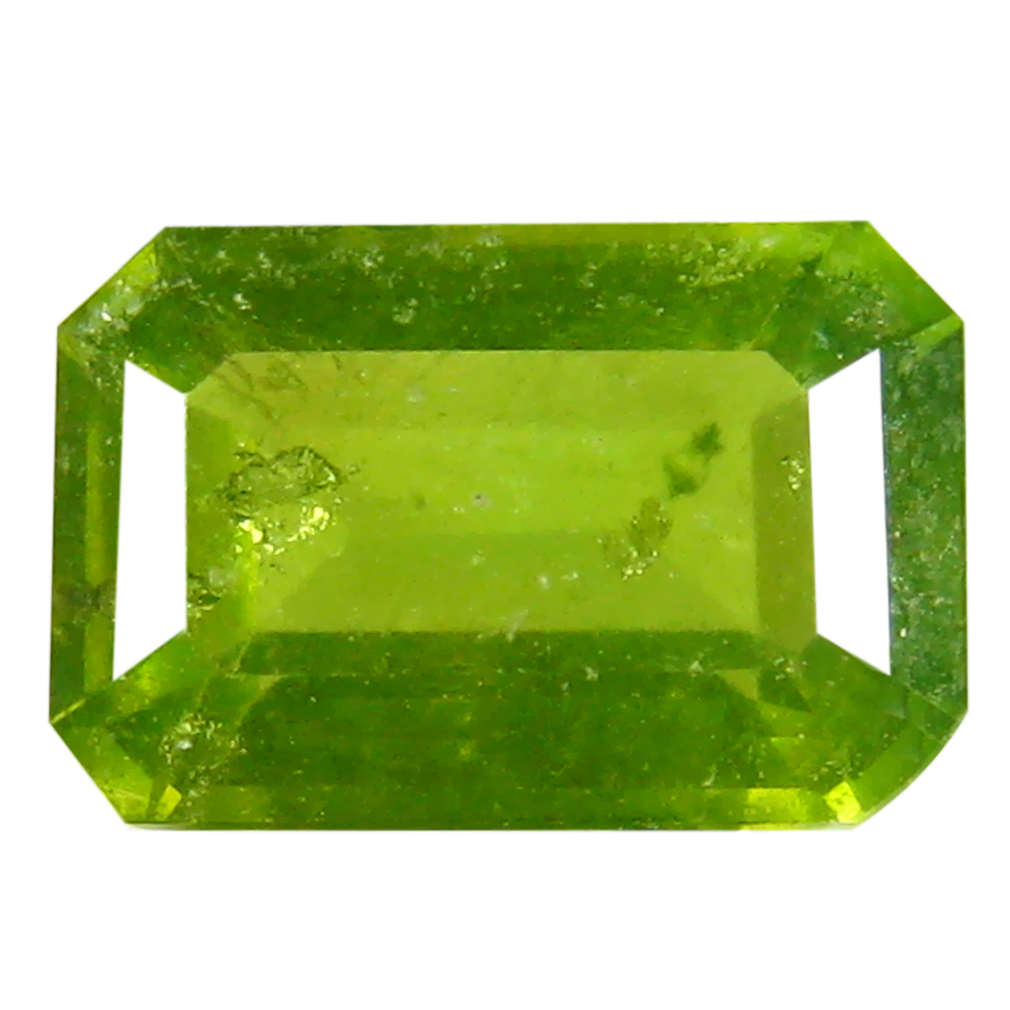 1.16 ct Elegant Octagon (8 x 5 mm) Un-Heated Nigeria Grossular Garnet Loose Gemstone
