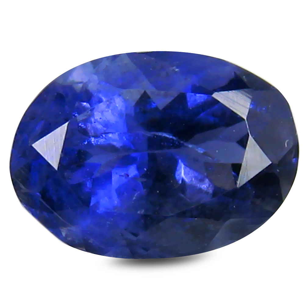 1.29 ct Charming Oval Cut (9 x 6 mm) Blue Color Natural Iolite Natural Gemstone