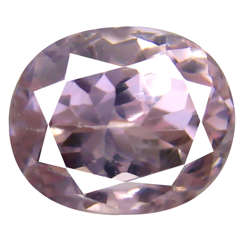 5.08 ct AAA Topnotch Oval Shape (10 x 8 mm) Pink Kunzite Natural Gemstone