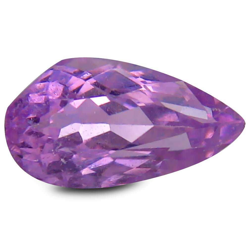 2.54 ct AAA Great looking Pear Shape (11 x 6 mm) Pink Kunzite Natural Gemstone