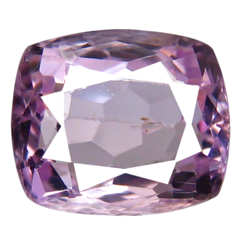 2.86 ct AAA Dazzling Cushion Shape (9 x 8 mm) Pink Kunzite Natural Gemstone