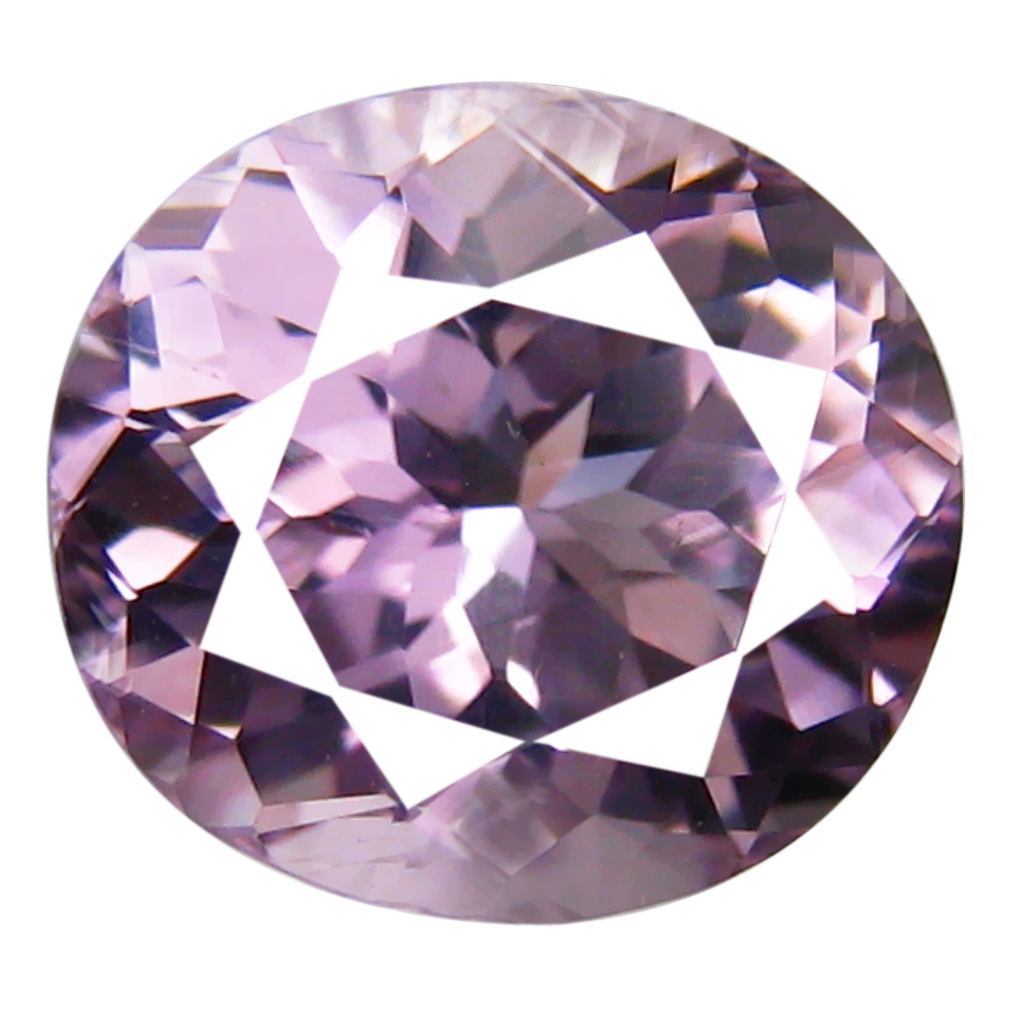 2.46 ct AAA Terrific Oval Shape (9 x 8 mm) Pink Kunzite Natural Gemstone