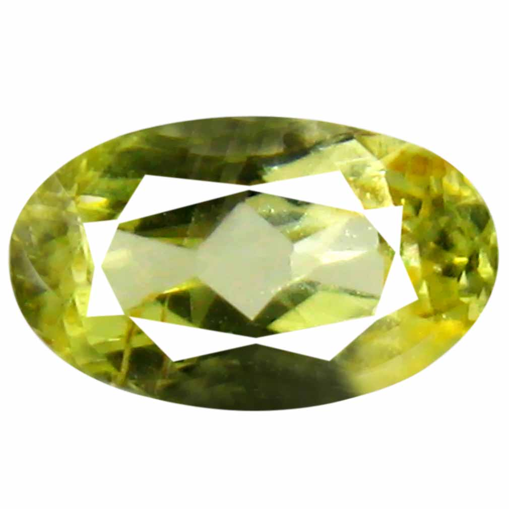 0.73 ct AAA+ Eye-popping Oval Shape (7 x 4 mm) Brownish Yellow Mali Garnet Natural Gemstone