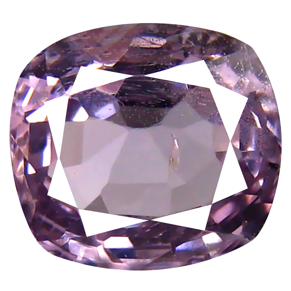 1.39 ct Lovely Cushion Cut (7 x 6 mm) Ceylon Spinel Genuine Loose Gemstone