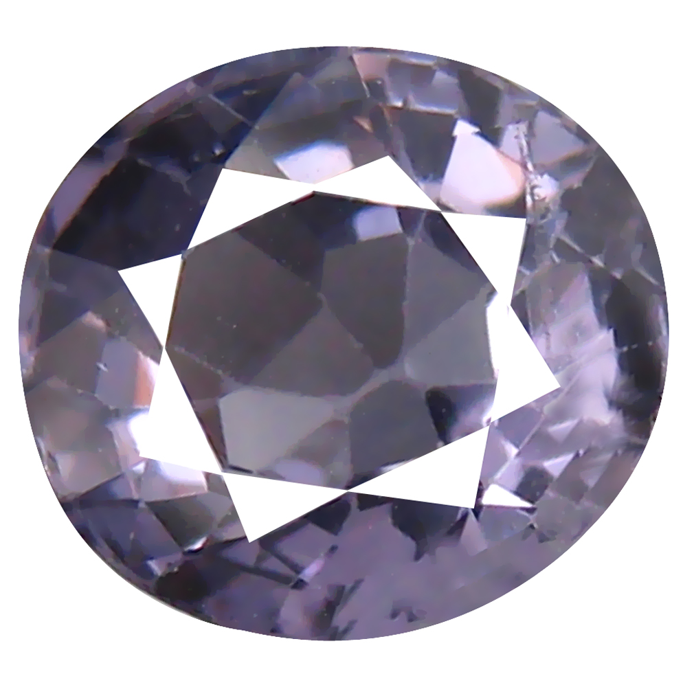 1.13 ct Amazing Oval Cut (7 x 6 mm) Ceylon Spinel Genuine Loose Gemstone