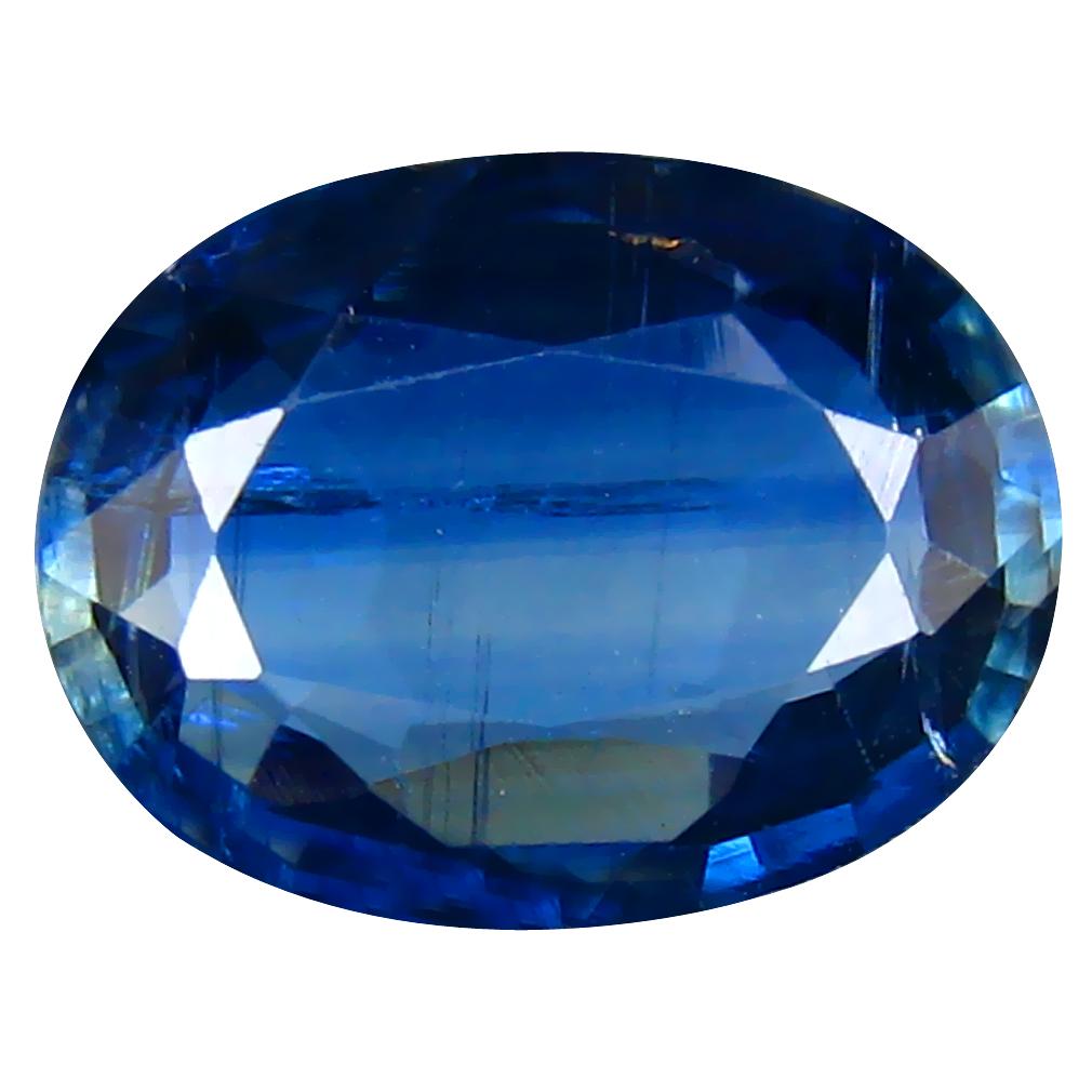 2.87 ct AA+ Fair Oval Shape (11 x 8 mm) Blue Kyanite Natural Gemstone
