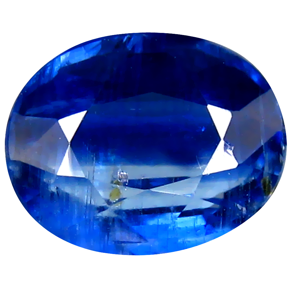 2.83 ct AA+ Spectacular Oval Shape (9 x 7 mm) Blue Kyanite Natural Gemstone