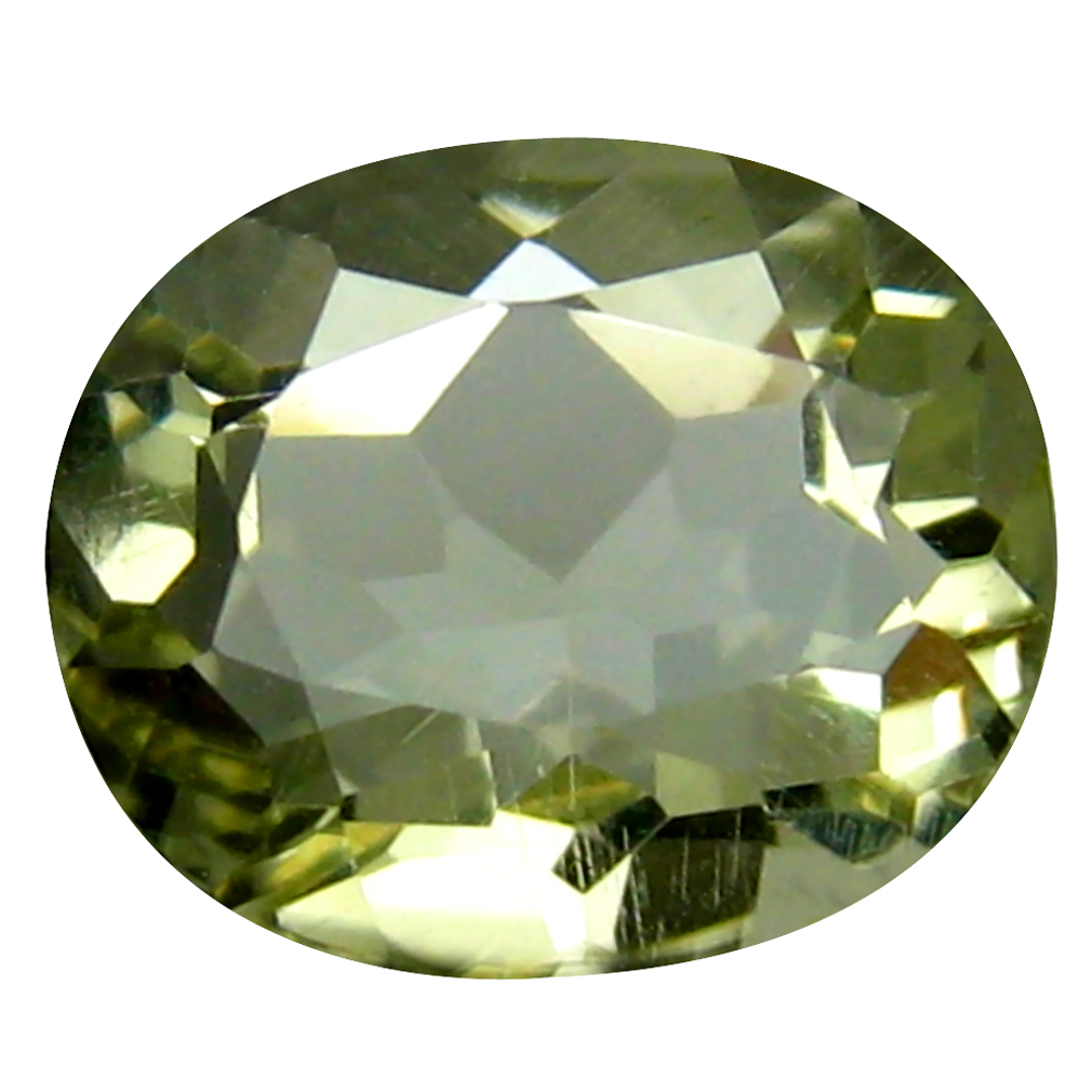 2.41 ct Beautiful Oval Cut (10 x 8 mm) Un-Heated Golden Yellow Orthoclase Natural Gemstone