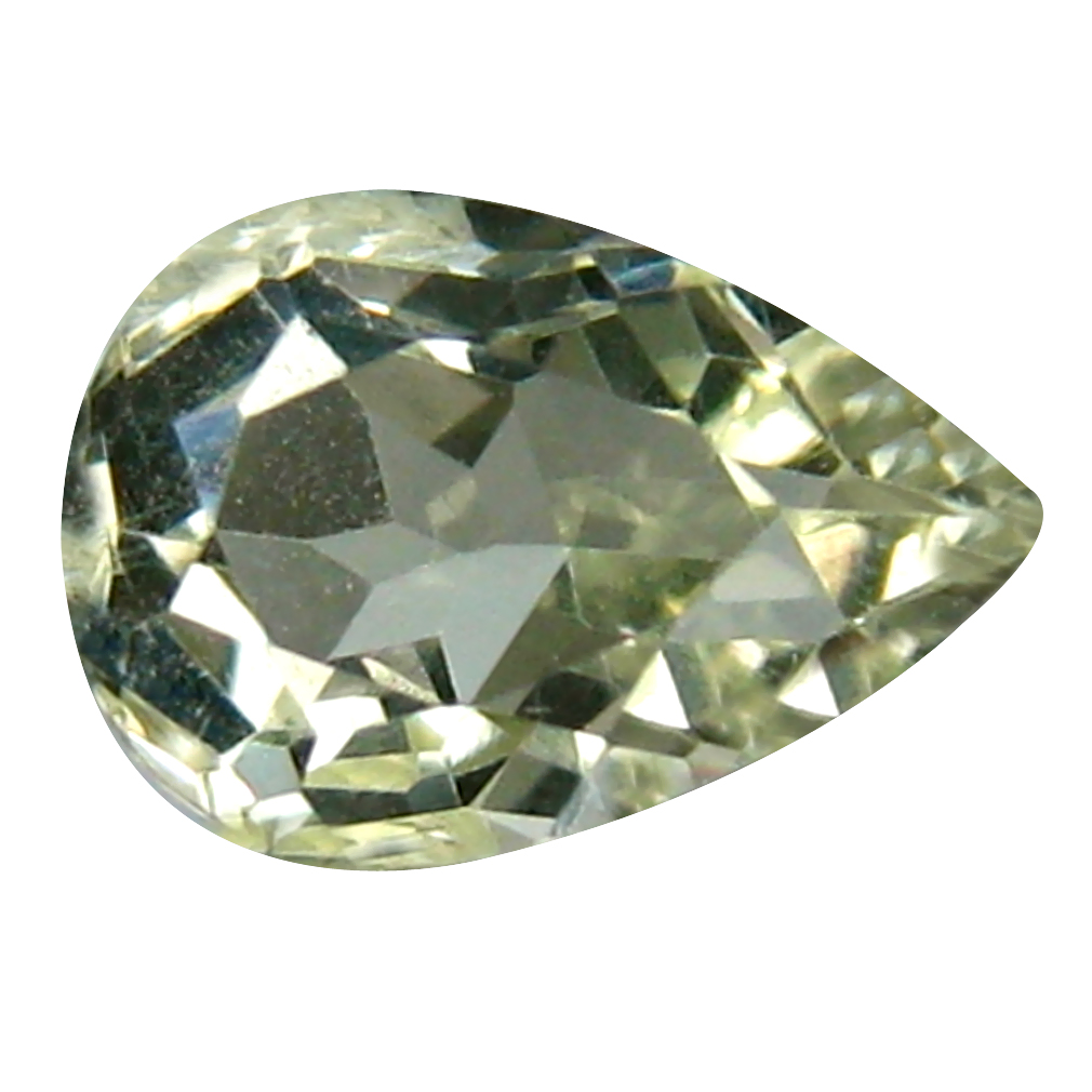 1.49 ct Valuable Octagon Cut (9 x 6 mm) Un-Heated Golden Yellow Orthoclase Natural Gemstone