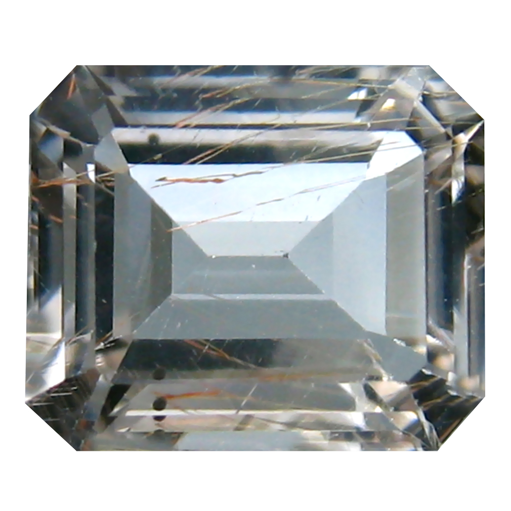 4.45 ct Shimmering Octagon Cut (11 x 9 mm) Un-Heated Yellow Scapolite Natural Gemstone
