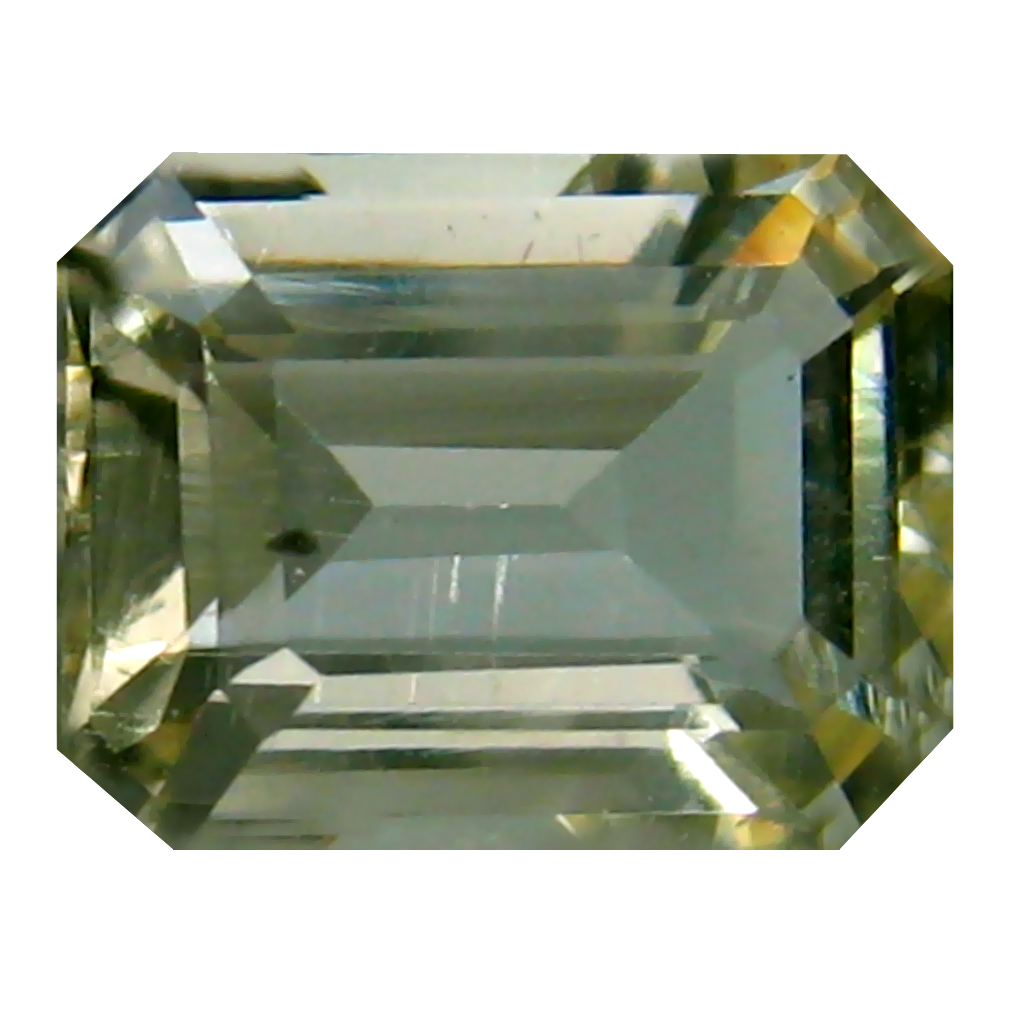 2.47 ct Beautiful Octagon Cut (9 x 7 mm) Un-Heated Yellow Scapolite Natural Gemstone